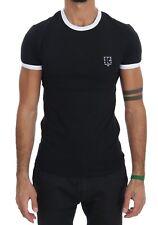 KENZO T-shirt Beachwear White Cotton Mens Crewneck Top Short Sleeve S M