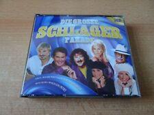 3 CD Box Die Grosse Schlager Parade: Michael Holm Simone Fantasy Heintje Relax
