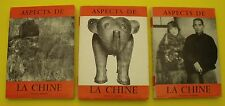 Aspects de la Chine  (3 T) Langue, histoire, religion, arts, philosophie, 1959