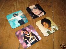 The Jackson Five 5 New Drinks Coaster Set