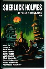 SHERLOCK HOLMES MYSTERY MAGAZINE #10, new US trade pb, fact and fiction