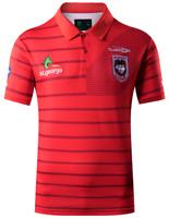 St George Illawarra Dragons 2021 Player Polo Shirt Sizes Small - 5XL NRL Classic
