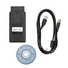 MPPS V16 Chip Tuning ECU Flasher Remapping Interface for EDC16 EDC16 EDC17