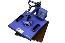 A GRADE SWING Heat Press HP380D Standalone Sublimation Transfer Print 38x38