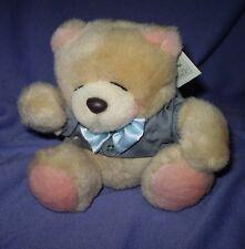 "SMALL,   'HALLMARK"" ""FOREVER FRIENDS BRIDEGROOM TEDDY BEAR, WITH TAG  (#B74-41)"
