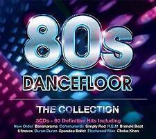 80s Dancefloor: The Collection - Various Artists (NEW 3CD)