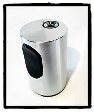 Accendino Tavolo Vintage Braun Cilindro T2 Table Lighter Dieter Rams 1968