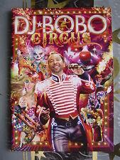 DJ Bobo - Programmheft zur Circus Tour 2014 - neuwertig !!!