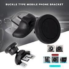360º Magnetic Car CD Dash Slot Mount Holder Cradle for iPhone Cell Phone GPS LG