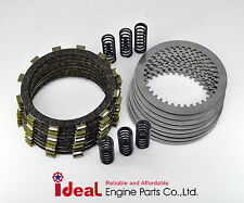 """New"" Friction Clutch Disc Disk kits Springs Steel Plates Kawasaki KFX 400 05~06"