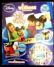 Collectable Disney Wikkeez - Mickey Mouse Dispenser & Special Finish Character