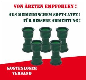 5 x Schleuse Klein (Grün) für Penimaster Pro