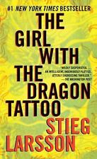 The Girl with the Dragon Tattoo by Stieg Larsson (2009, Paperback)