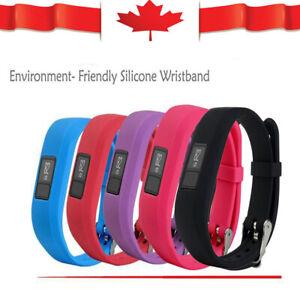 For Garmin Vivofit JR Watch wristband Strap Replacement Silicone Wrist Band