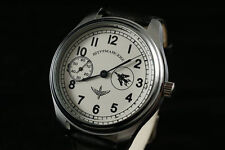 Mechanical (Hand-winding) Military Watches with 12-Hour Dial