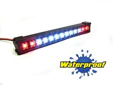 "Gear Head RC 1/10 Scale Trail Torch 4"" LED Light Bar - White and Red GEA1354"
