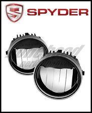 Spyder Ford F150 09-14 LED Fog Lights Black