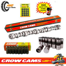 Crow Cams Chev Small Block V8 283-400 1802 Cam Lifters Springs Retainers Kit