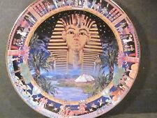 Climpson The Power of Ancient Egypt Tutankhamun Ltd Ed Plate Box & Cert