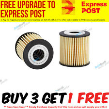Oil Filter Jan|2008 - For SMART FORTWO - A450 Turbo Petrol 3 0.7L M150.28 [RX F