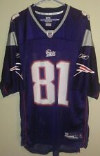 AUTHENTIC 2007 Randy Moss Patriots REEBOK Jersey, Size: XL - NFL Equipment #81