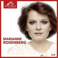 MARIANNE ROSENBERG - ELECTROLA...DAS IST MUSIK! MARIANNE ROSENBERG  3 CD NEW!