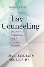 LAY COUNSELING - TAN, SIANG-YANG/ SCALISE, ERIC - NEW PAPERBACK BOOK