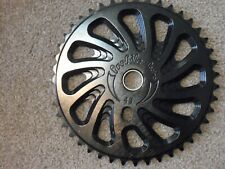 old mid school NOS Profile 43 tooth sprocket gear chain ring bmx bike black