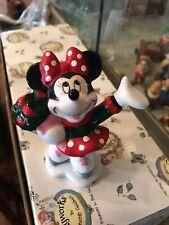 Minnie Mouse Polka Dots Figurine Japan