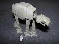 Vintage Star Wars Micro Machines Action Fleet AT-AT Walker w Snowtrooper Galoob