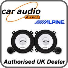"""ALPINE SXE-1350S 5.25"""" 13cm Car Audio Component 2Way Speakers Set 250W Tweeters"""