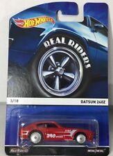 1/64 HOT WHEELS Heritage Real Rider Datsun 240Z