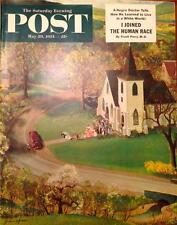 The Saturday Evening Post May 29, 1954