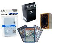 70 YuGiOh! Card XYZ + Synchro + Pendulum + Deck Box + Sleeves + Holo + Rare