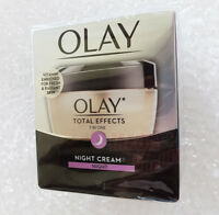 Olay Total Effects 7-In-One Anti-Ageing Night Cream For All Skin Types 50g