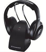 Sennheiser RS118-8 Kopfhörer Kopfbügel Stereo Kabellos Akkubetrieb -NEU #828409