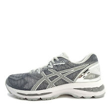 ASICS Gel-nimbus 20 Women Road Running Shoes SNEAKERS Trainers Pick 1 Grey 8 T886n-9793 / Carbon