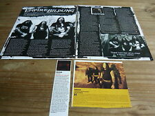 KRISIUN - MAGAZINE CUTTINGS COLLECTION (REF T4)