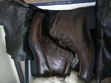 Rockport TC Rugged Moc Toe Lace up Boot Brand New. Brown/ Size 11.5 W