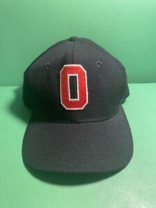 Vintage Ohio State Buckeyes Sports Cap Wool  Snapback Hat Cap (b20)