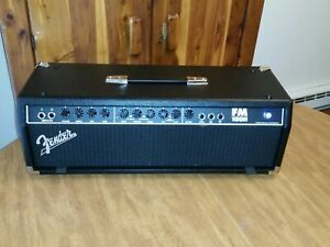 Serviced Fender FM100H Guitar Amp Head With Foot Switch