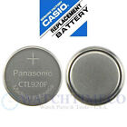 Panasonic CTL920 CTL920F Battery Casio G-Shock Edifice Atomic Wave Tough Solar