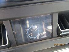 85 86 87 88 89 90 CHEVY IMPALA CAPRICE usedGM quartz dash clock