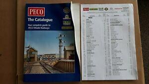 Peco The Catalogue CAT-03