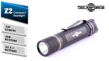 Nuevo Solarforce Z2 cree XP-G2 R5 120 lúmenes LED linterna antorcha (2A, AA)