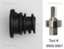 Verschlussschraube, Ölwanne TRISCAN 95002901 für AUDI SEAT SKODA VW
