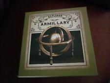 Explorer Armillary Vintage Brass Sphere Globe Brand New