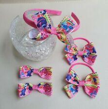 My Little pony headband, hair band, clips set 5 pcs