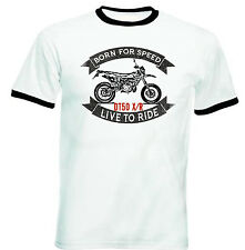 YAMAHA DT50 XR-Nuovo T-shirt Cotone-Tutte le taglie in magazzino