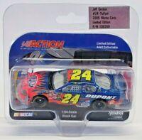 Action Jeff Gordon #24 Dupont 2005 Monte Carlo NASCAR Diecast 1:64